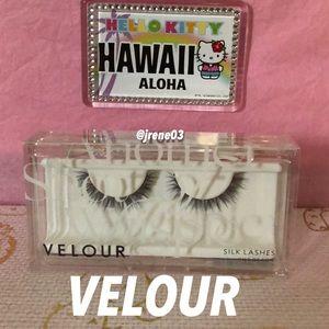 Velour Silk Lashes
